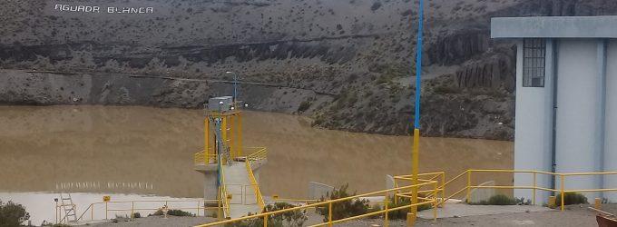 Niveles de agua en represas de zona regulada del Chili se encuentran al 79% de su capacidad