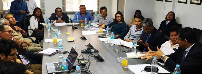 Autodema expuso a consejeros el estado situacional del proyecto Majes Siguas II Etapa