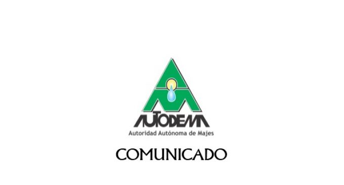 Comunicado 013-2019 (Reposición de agua en irrigación Majes)