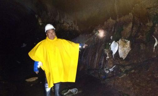 Autodema inicia reparación de túnel terminal de sistema de aducción Colca Siguas