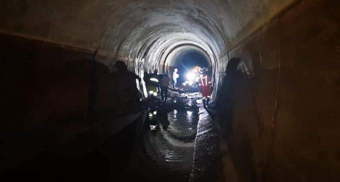 Autoridades coordinan reinicio de las obras de reparación del túnel terminal del sistema de aducción Colca Siguas
