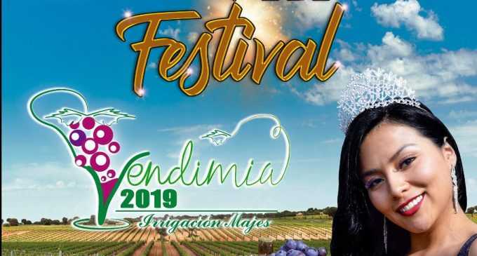 ¡Ven al VIII Festival de la Vendimia Irrigación Majes 2019!