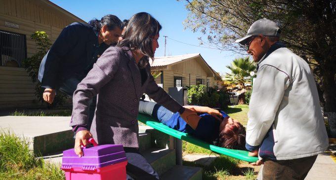 Activa participación de personal y funcionarios de Autodema en simulacro de sismo