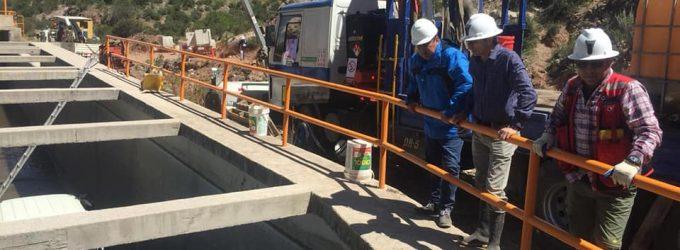 Autodema logró sostenibilidad de túnel terminal del sistema de aducción Colca Siguas.