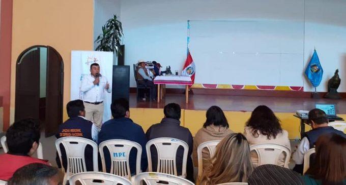 Autodema participó en la I Audiencia de rendición de cuentas del Gobierno Regional de Arequipa