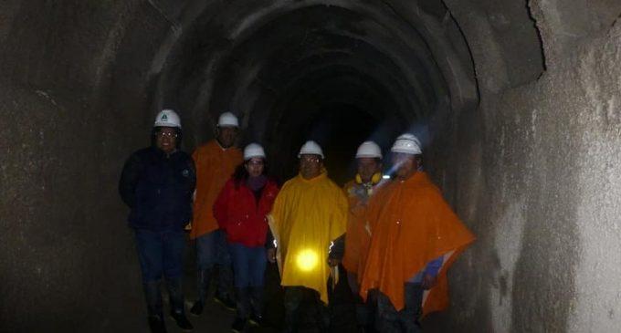 Autodema concluyó mantenimiento de emergencia del Túnel Terminal del Sistema de aducción Colca Siguas