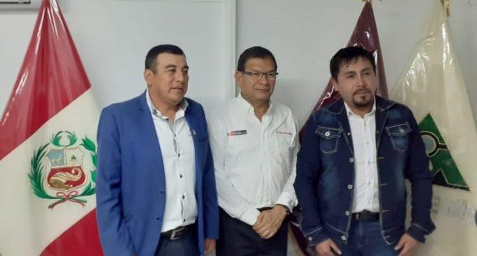 Autoridades logran avances y compromisos para la puesta a punto del sistema de aducción para Majes II