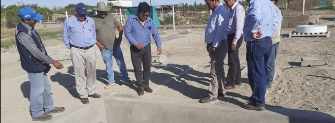 Autodema trabaja en gestión de uso eficiente de recursos hidricos para Majes