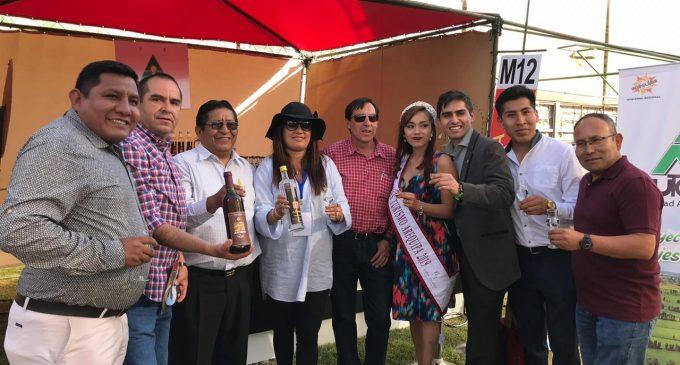 Asistentes a Festisabores destacaron la calidad de los piscos y vinos de Autodema