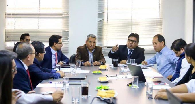 Autodema, GRA, MEF y el Ministerio de Agricultura unifican esfuerzos para sacar adelante Majes II