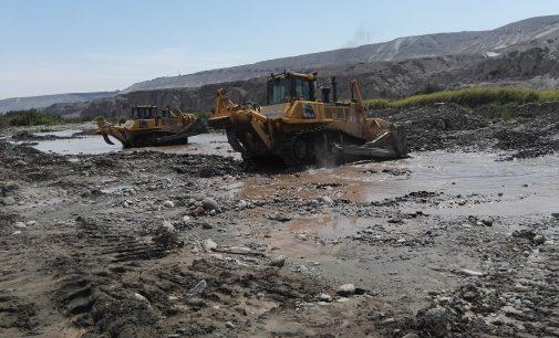 Autodema concluirá a fin de mes los trabajos de descolmatación de río Siguas