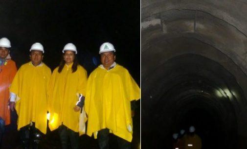 Verificación en túnel terminal concluye que trabajos de mantenimiento fueron efectivos