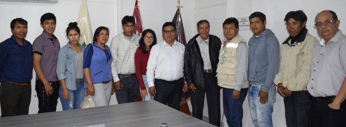 Autodema avanza en adquisición de parcelas para proyecto Majes Siguas II