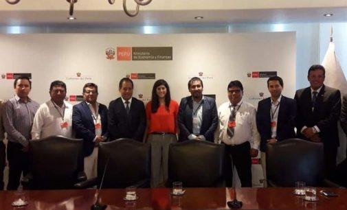 Óptimo resultado en gestión de inversión para proyectos de Arequipa