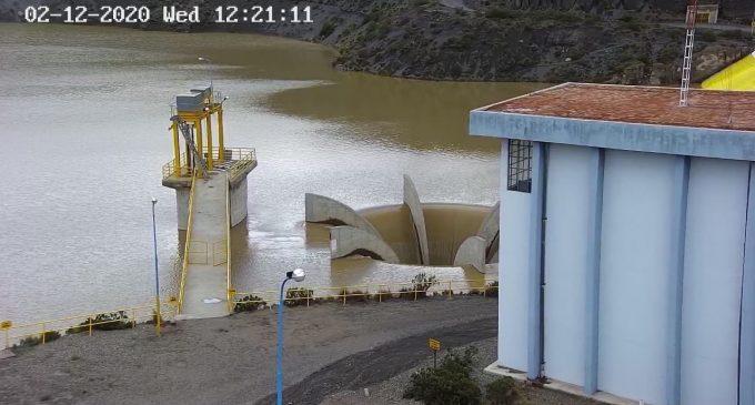 Nivel de agua en represas de zona regulada del Chili se encuentra al 65% de su capacidad