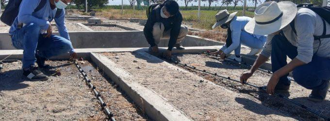 UNSA y AUTODEMA realizan investigación de suelos para proyectarla a agricultores