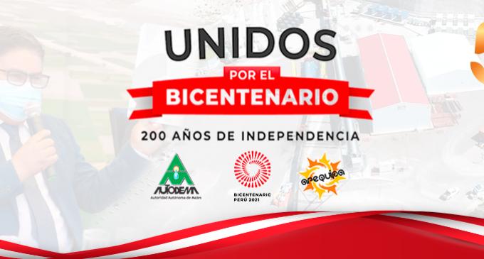 INVITACIÓN POR CONMEMORACIÓN DEL BICENTENARIO